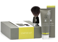 SHAVING CARE - Skin care set from MÜHLE, with shaving cream and after shave Aloe Vera