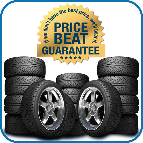 Price Match Promise - TYRES