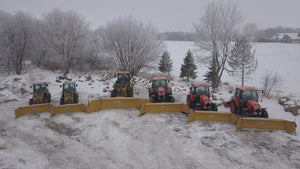 Tractors Vs. Loaders: A Four Year Study in Snow Removal