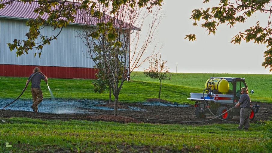 Why buy a VSI Hydroseeder?