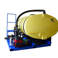 VSI 1000 Gallon Jet Agitated Hydroseeder