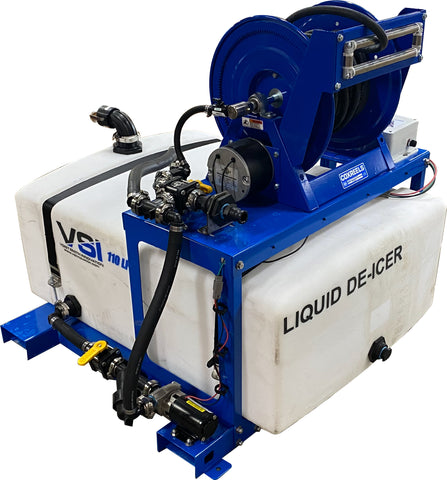 110 Gallon Liquid De-Icing UTV Sprayer