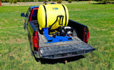 VSI 200 Gallon Jet Agitated Hydroseeder