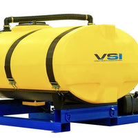VSI 500 Gallon Jet Agitated Hydroseeder