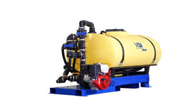 VSI 300 Gallon Jet Agitated Hydroseeder