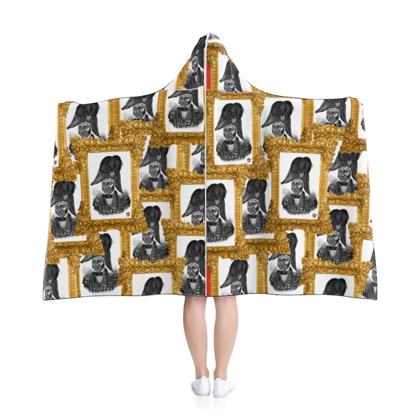 TMMG JEAN JACQUES DESSALINES Hooded Blanket