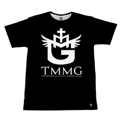 TMMG LOGO - THE BRAND OF A TRILLIONAIRE MIND T-SHIRT