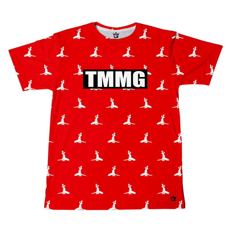TMMG NEG MAWON ALL OVER T-SHIRT