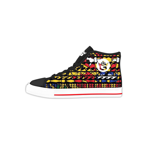 TMMG HAITIAN FLAG DASHIKI SNEAKERS