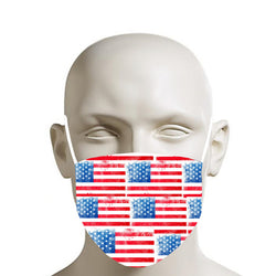 TMMG USA VINTAGE FLAG MOUTH MASK