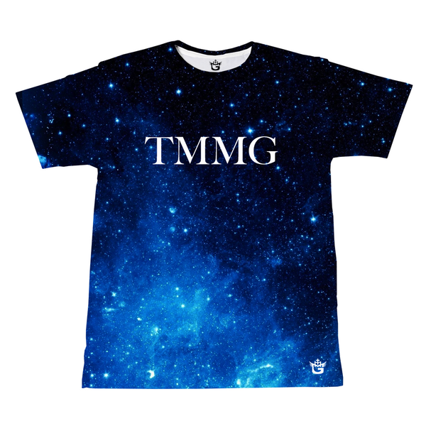TMMG BLUE GALAXY T-SHIRT