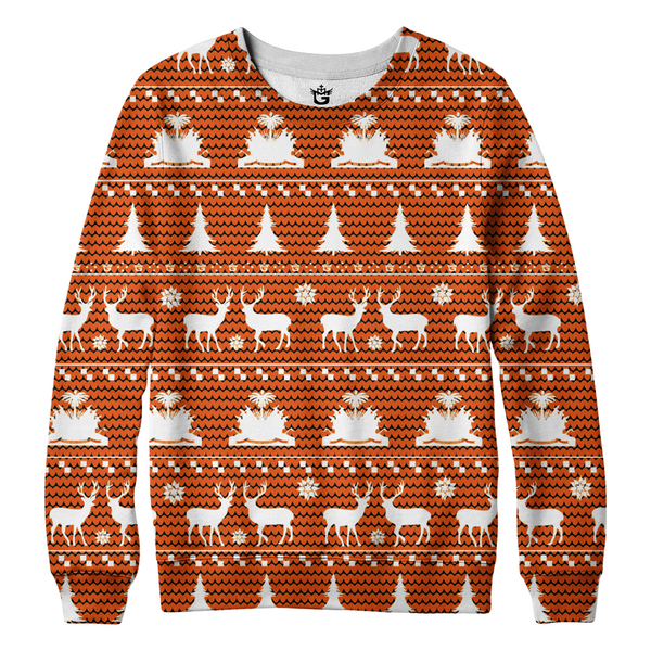 TMMG HAITI MERRY CHRISTMAS SWEATER