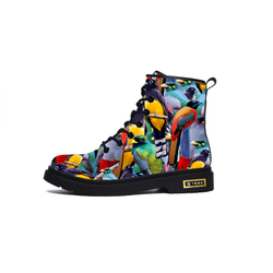 TMMG HAITI NATIONAL TROGON BIRDS BOOTS
