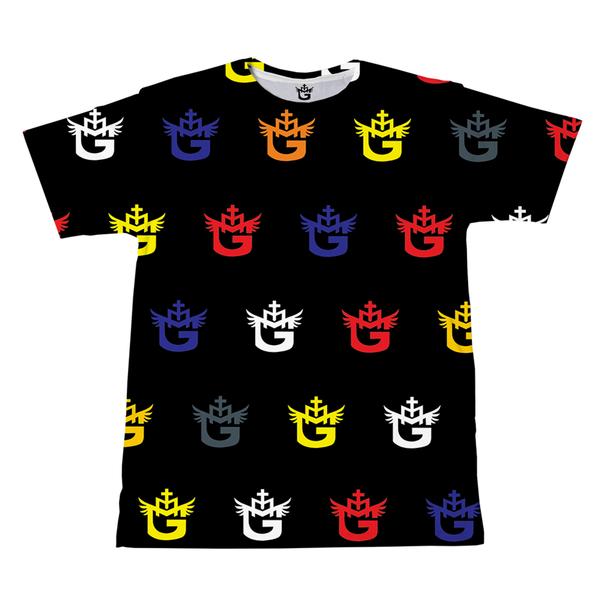 TMMG MULTI COLORED LOGO T-SHIRT (Unisex)