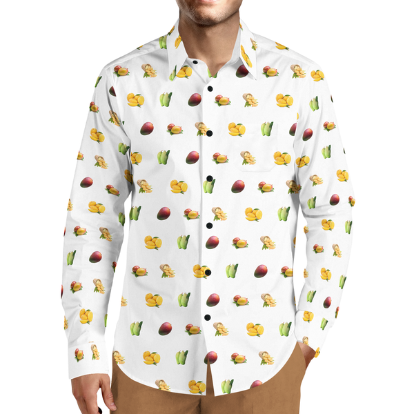 TMMG LUXURY MANGO DRESS SHIRT