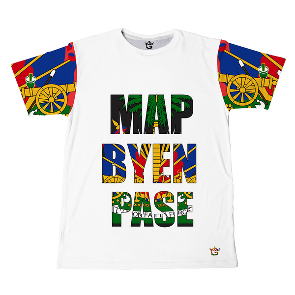 TMMG MAP BYEN PASE T-SHIRT