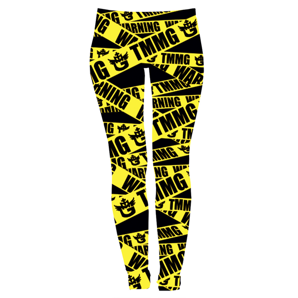 TMMG WARNING LEGGINGS