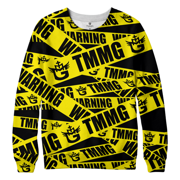 TMMG WARNING SWEATER