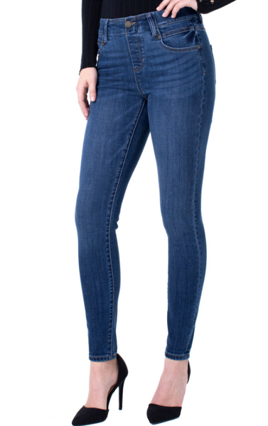 gia glider skinny pull on jean