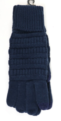 CC knitted glove