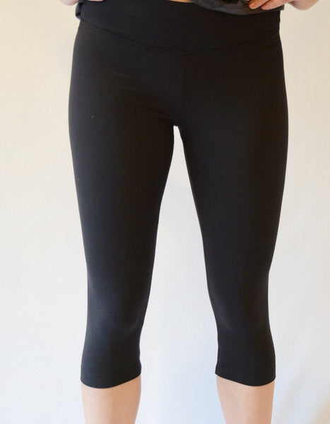 basic capri legging