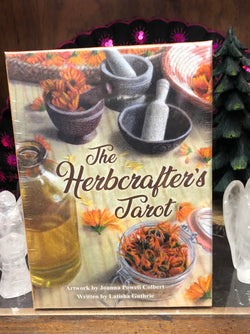 The HerbCrafter's Tarot By Latisha Guthrie