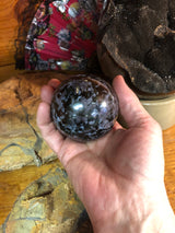 Mystical Merlinite Sphere