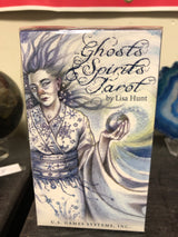 Ghost and Spirit Tarot by Lisa Hunt