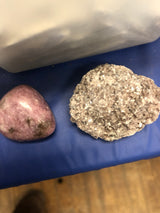 Lepidolite - Rough or Tumbled