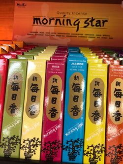 Morning Star Traditional Japanese Incense