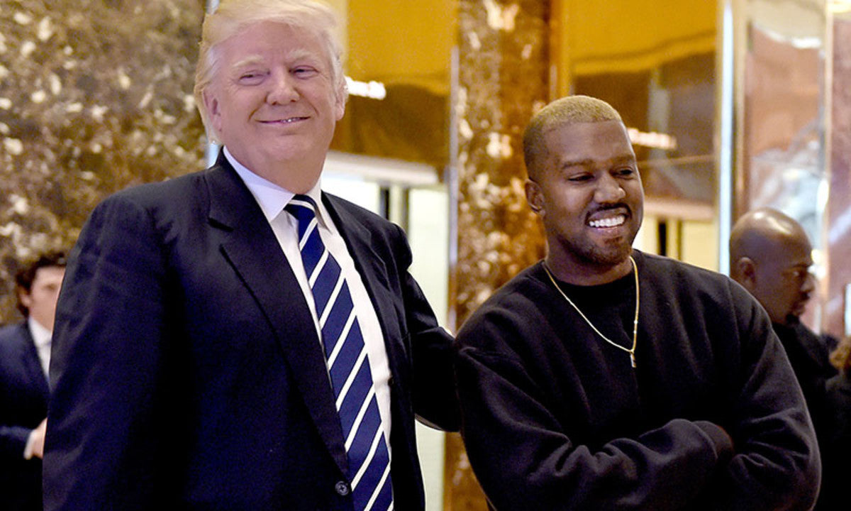 """Kanye West Isn't A Republican"" -A Republican"