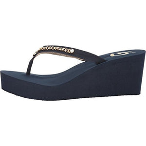 G by GUESS Women's Statuz Navy Shoe - West Nineties