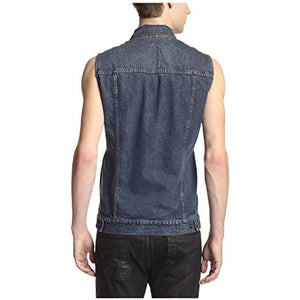 Rick Owens DRKSHDW Men's Work Vest Combo Pocket