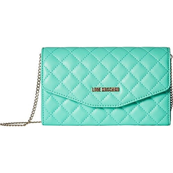 LOVE Moschino Women's Quilted Evening Bag