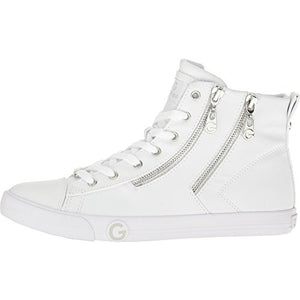 G by GUESS Women's Oleesa White Oxford - West Nineties