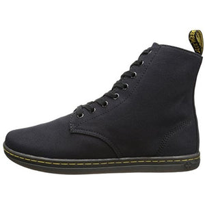 Dr. Martens Men's Alfie Boot,Black Canvas,9 UK/10 M US - West Nineties