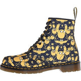 Dr. Martens Unisex Castel Boot Jake Print UK 12 (13 M US Men) - West Nineties
