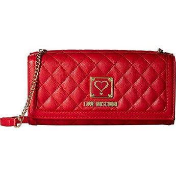 LOVE Moschino Women's Superquilted Small Crossbody
