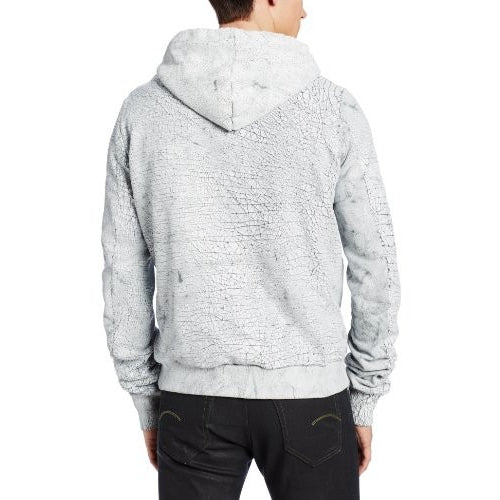 Rick Owens DRKSHDW Men's Hooded Sweatshirt