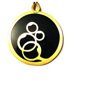 Family Pendant - West Nineties