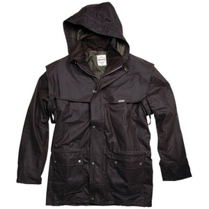 Bushman Field Coat - Brown - West Nineties