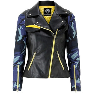 Charlotte Biker Jacket - West Nineties