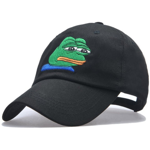PEPE THE FROG Baseball Cap