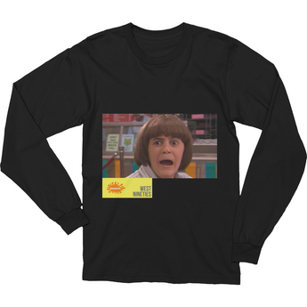 COCONUT HEAD Longsleeve - West Nineties