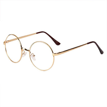 WEST NINETIES Retro Clear Lens Spectacles