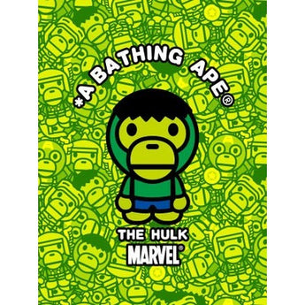 A BATHING APE BABY MILO Blanket