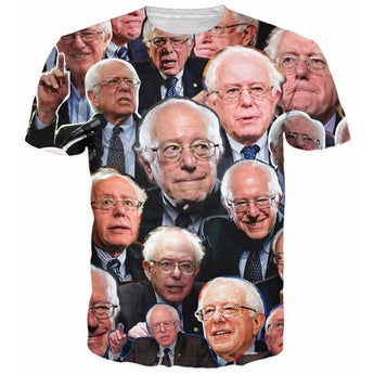 BERNIE SANDERS T-Shirt - West Nineties
