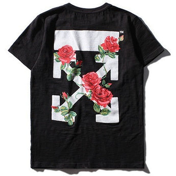 WEST NINETIES LUXE OFF ROSE T-Shirt