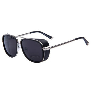 WEST NINETIES LUXE Mirrored Sunglasses
