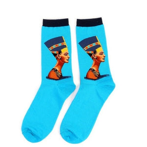 WEST NINETIES Pharoah Socks